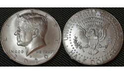 50 центов США 2020 г. Кеннеди, Двор D