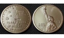 1 доллар инновации США 2019 г. Астроном Энни Джамп Кэннон, штат Делавэр