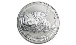 50 центов Австралии 2008 г. год крысы, Лунар 2