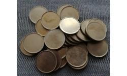 Заготовка 1 рубль немагнитная (редкая)