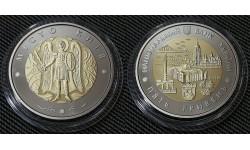 5 гривен Украины 2018 г. Город Киев