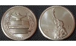 1 доллар инновации США 2021 г. Первый государственный университет, северная Каролина - №13 двор D