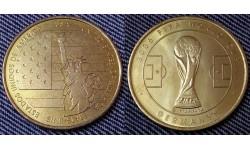 Жетон Чемпионат Мира по футболу 2006 г. в Германии - сборная США