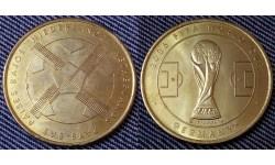 Жетон Чемпионат Мира по футболу 2006 г. в Германии - сборная Нидерландов