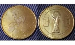 Жетон Чемпионат Мира по футболу 2006 г. в Германии - сборная Португалии