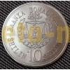 Набор из 12 монет Сомалиленда 10 шилингов 2012 г. Серия знаки зодиака