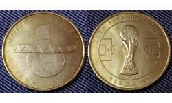 Жетон Чемпионат Мира по футболу 2006 г. в Германии - сборная Мексики