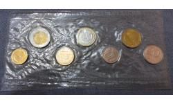 Годовой набор монет СССР 1992 года, ЛМД - №1