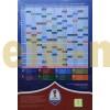 Набор из 45 официальных медалей ЧМ по футболу 2018, ММД с альбомом