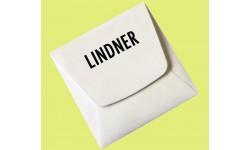 Пакетики для монет Lindner из белой бумаги, размер 50х50 мм. 100 шт.