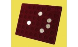 Планшет для 10-рублевых монет Города Воинской Славы, в капсулах