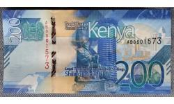 200 шиллингов Кении 2019 г. Достижения