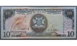 10 долларов Тринидад и Тобаго 2006 г.