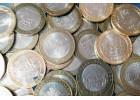 10 рублей биметалл