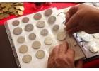 Листы под монеты и банкноты