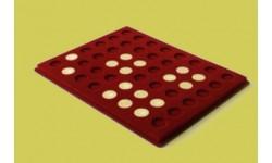 Планшет для 48 монет диаметром 22 мм., без капсул