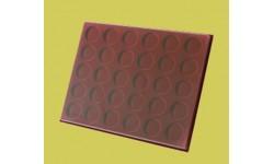 Планшет для 30 монет диаметром 35 мм., без капсул