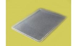 Прозрачная пластиковая крышка для планшетов
