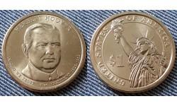 1 доллар США 2014 г. Герберт Гувер, 31 президент