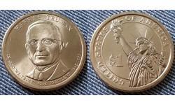 1 доллар США 2015 г. Гарри Трумэн, 33 президент