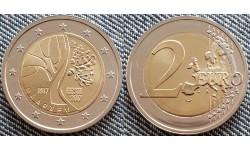 2 евро Истония 2017 - Путь к независимости
