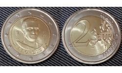 2 евро Италии 2017 г. 2000 лет со дня смерти Тита Ливия