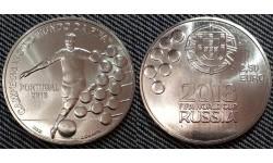 2,5 евро Португалии 2018 г. Чемпионат Мира по футболу в России