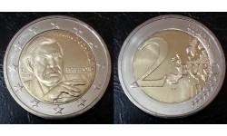 2 евро Германии 2018 год - Гельмут Шмидт